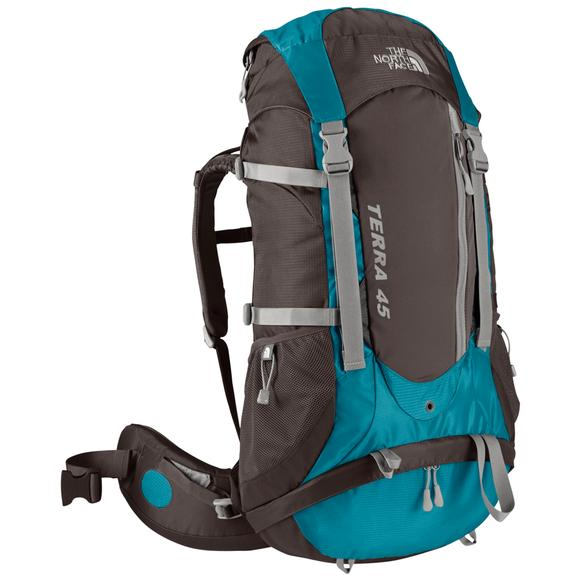 The North Face Womens Terra 45 Internal Frame Pack