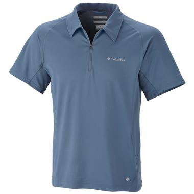 Men`s Freeze Degree Short Sleeve Polo