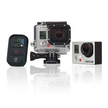 Hero 3: Black Edition Camera