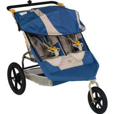 KIDS Speedster Swivel Deuce Stroller
