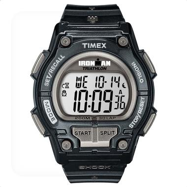 Ironman Shock-Resistant 30-Lap Digital Watch