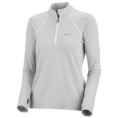 Women`s Baselayer Heavyweight Long Sleeve Zip