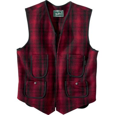 Mens Railroad Vest