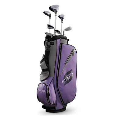 Women's Strata 11-Piece Golf Set