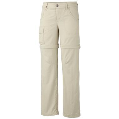 Girls Youth Silver Ridge II Converible Pant