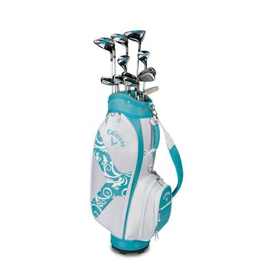 Women's Solaire II 14-Piece Complete Golf Set
