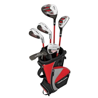 Youth Profile Junior (Ages5-8) 9 Piece Golf Set
