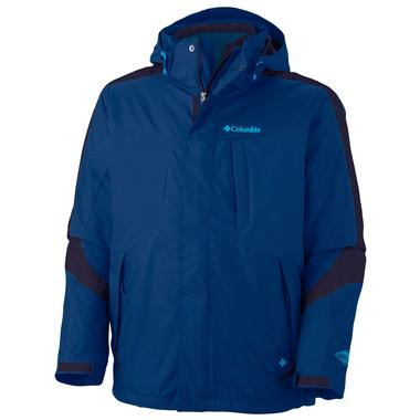 Mens Whirlibird II Interchange Jacket