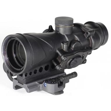 4x32 Browe Combat Optic with Horseshoe and Dot Reticle for AAC.300 Blackout
