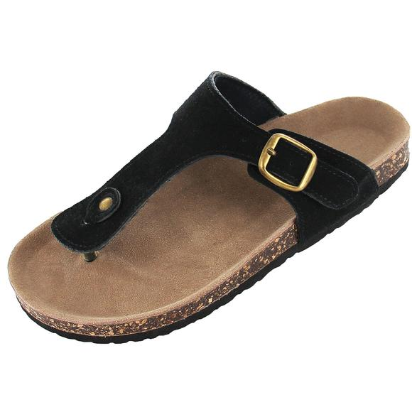Innovative Reef Swing 2 Women Leather Brown Thong Sandal Sandals
