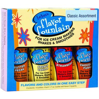 YayLabs! Flavor Fountain Classic 4-Pack