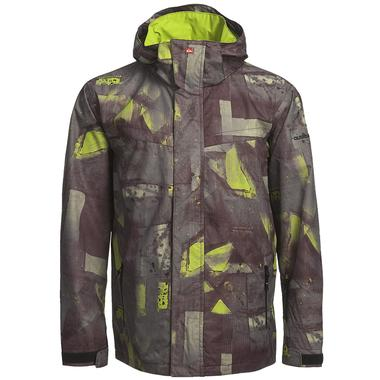 Men`s Last Mission Print Jacket