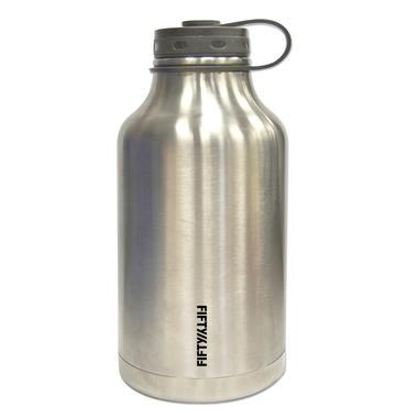 64oz Growler Insulated Water Bottle