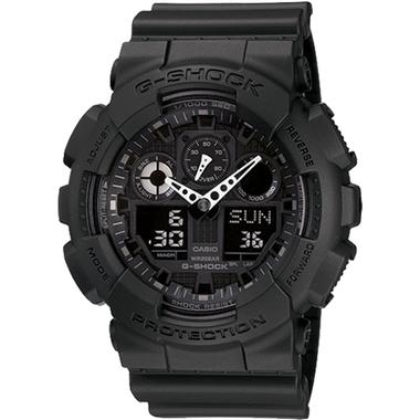 G-Shock Classic G Multi-Dial Ana Digi Watch (GA100-1A1)
