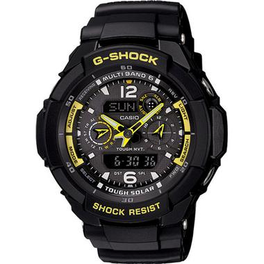 G-Shock Aviator Solar Watch (GW3500B-1A)
