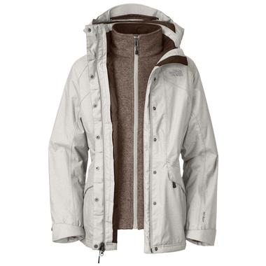 Womens Kalispell Insulated Triclimate Jacket (2012)