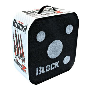 Youth Block Gen Z Archery Target