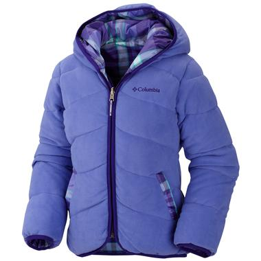 Youth Girl`s Dual Front Jacket