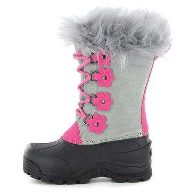 Youth Girl's Snow Drop Winter Boot