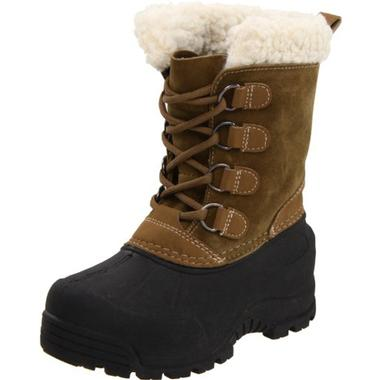 Youth Boy's Back Country Winter Boots