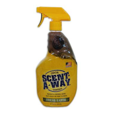 Scent-A-Way 32 oz Spray Bottle: Fresh Earth