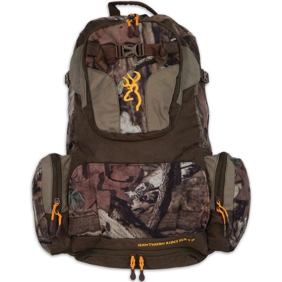 Browning hawthorne ridge ecr 41l hunting pack for Browning fishing backpack