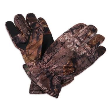 Men's Twin Shooters Camouflage Glove