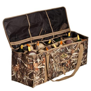 12-Slot Deluxe Duck Decoy Bag
