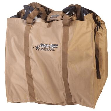 6-Slot Floater Goose Decoy Bag