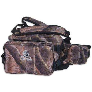 Carry All Shoulder Harness Fanny Pack