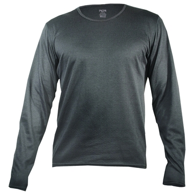 Mens Pepper Bi-Ply Crewneck