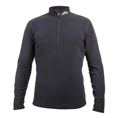 Mens La Montana Mountain Weight Panel Zip T