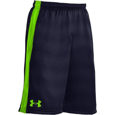 Youth Boy's UA Embossed Ultimate 9 Inch Shorts