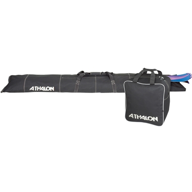 Two Piece Ski and Boot Bag Set