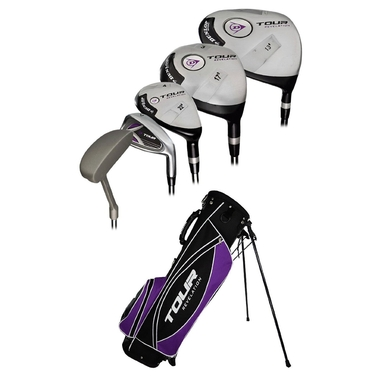 Women's 15 Piece Tour Revelation Golf Set