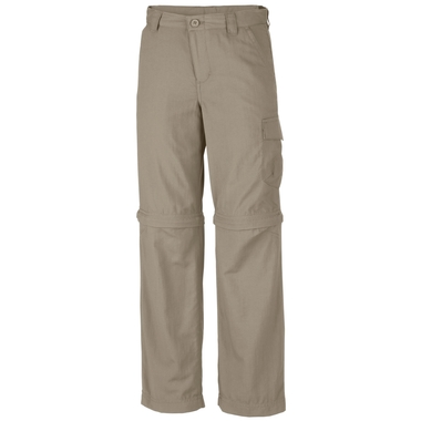 Boys Youth Silver Ridge II Converible Pant
