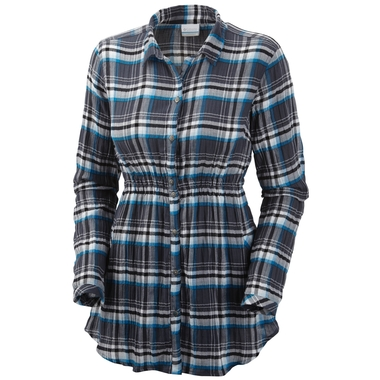 Women`s Checked Tunic