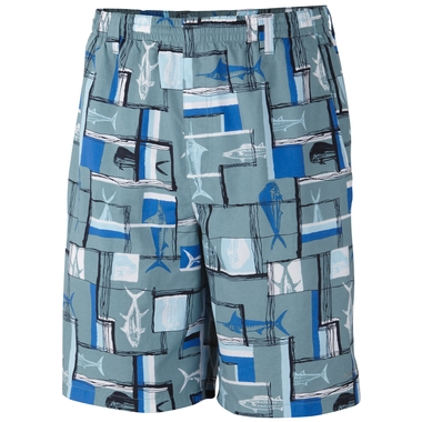 Men's Backcast II Printed Short