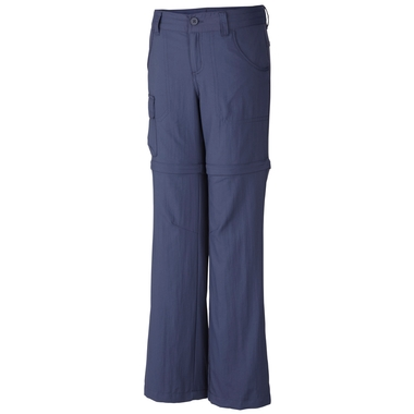 Girl's Youth Silver Rdge Convertible Pant