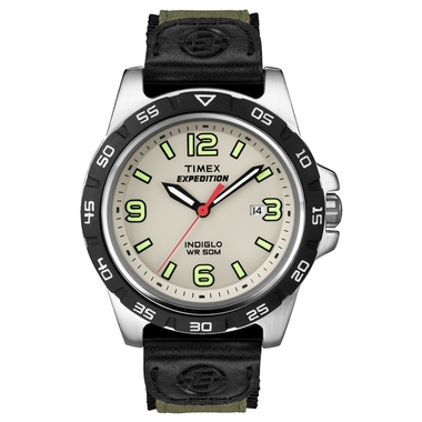 Men's Expedition Rugged Metal Analog Watch