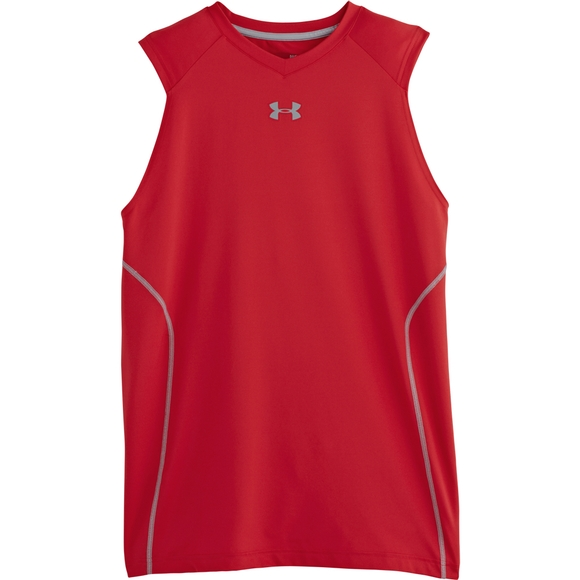 Under armour men 39 s heatgear sonic fitted tee for Under armour men s heatgear sonic fitted t shirt