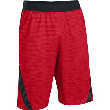 Men's EZ Mon-Knee Printed Basketball Short