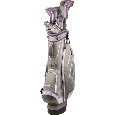 Women's Speedline 10-Piece Complete Golf Set