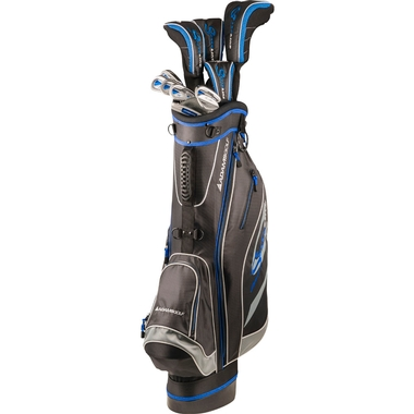 Speedline 11-Piece Complete Golf Set