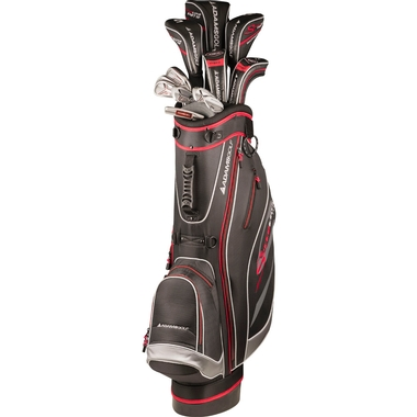 Speedline Plus 12-Piece Complete Golf Set