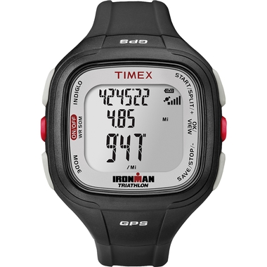 Ironman Easy Trainer GPS Watch (Black)