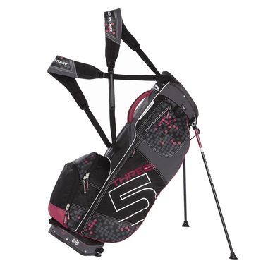 Women's Three 5 Stand Bag