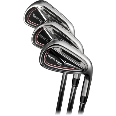 Tight Lies 4-GW Iron Set with Steel Shafts