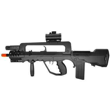 FAMAS Tactical Spring Airsoft Rifle with BAX Shooting System