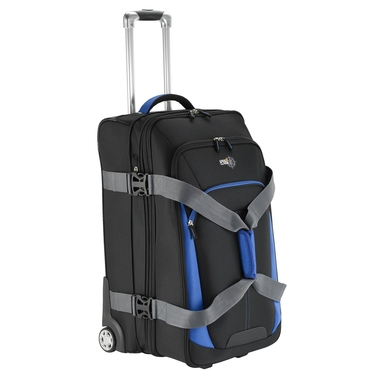 25 in. Expandable Wheeled Upright Bag